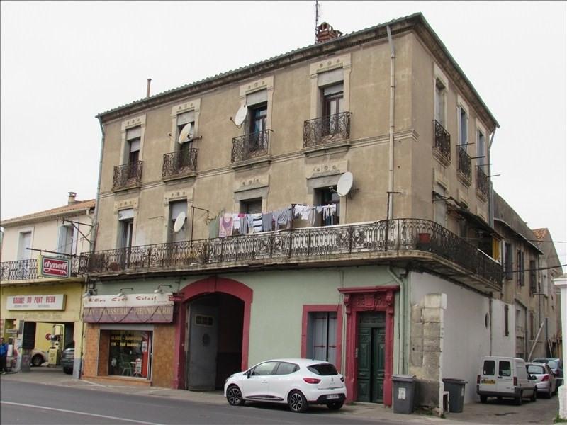 Sale building Beziers 399000€ - Picture 1