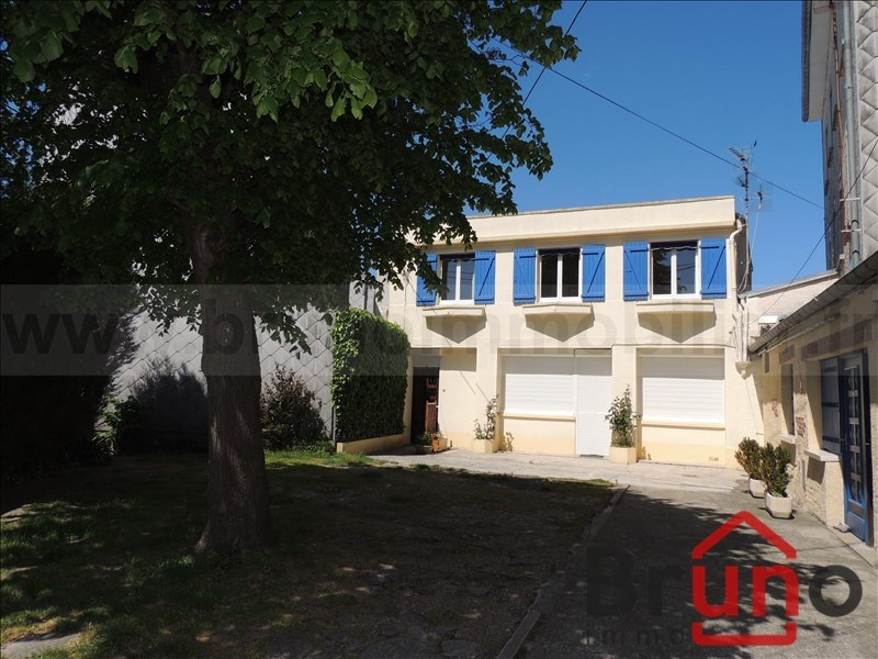 Revenda apartamento Le crotoy 154800€ - Fotografia 1