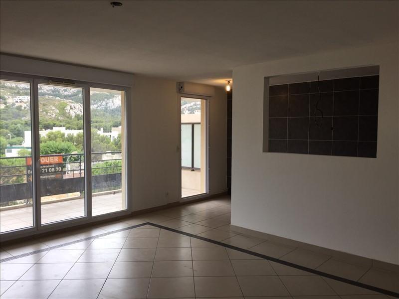 Vente appartement Marseille 9ème 258000€ - Photo 2