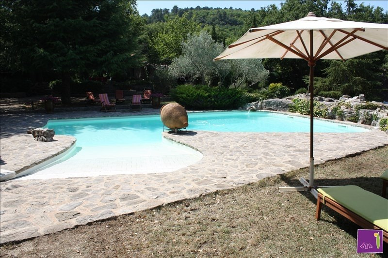 Deluxe sale house / villa Barjac 690 000€ - Picture 3