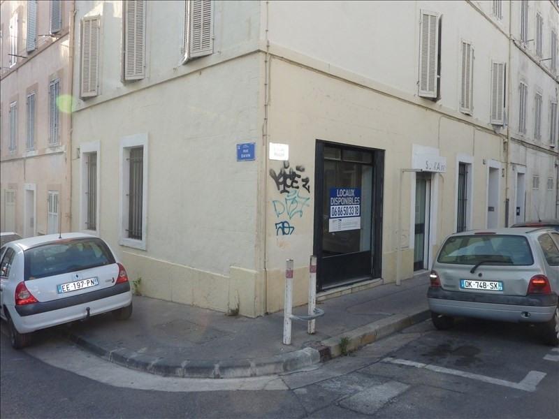 Affitto negozzio Marseille 5ème 500€ +CH/ HT - Fotografia 1