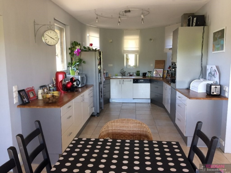 Vente maison / villa Villefranche de lauragais 13 mn 426000€ - Photo 5