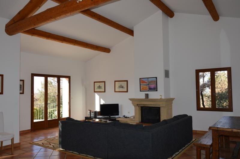 Vente maison / villa Malemort du comtat 519000€ - Photo 2