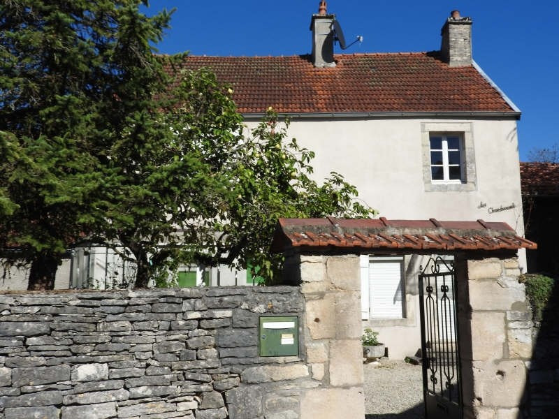 Sale house / villa Limite champagne-bourgogne 82000€ - Picture 1