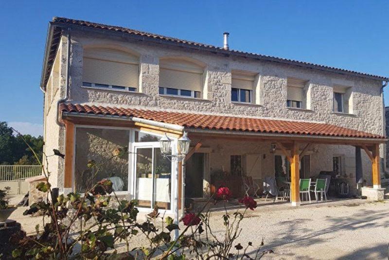 Sale house / villa La croix blanche 371000€ - Picture 1