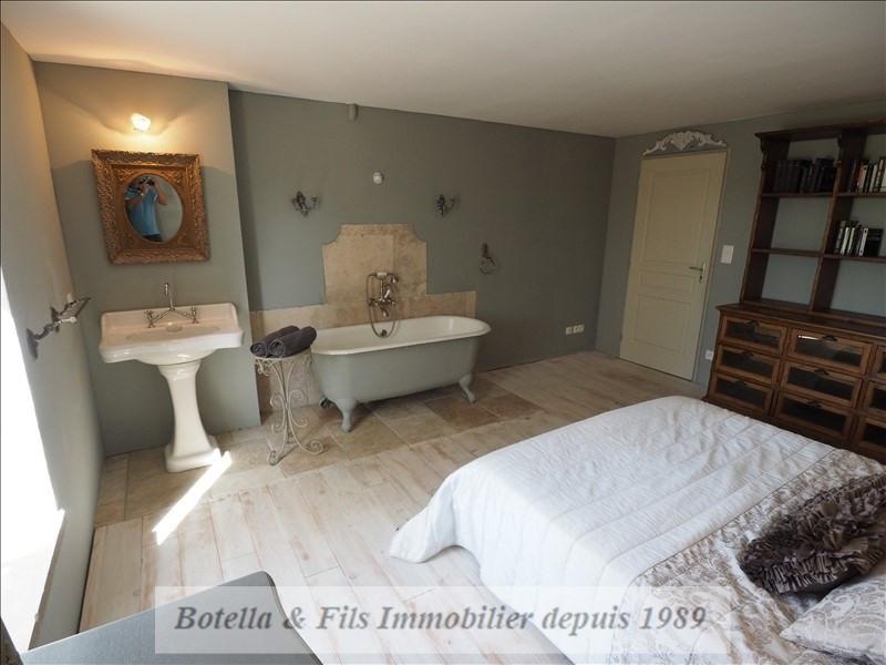 Deluxe sale house / villa Goudargues 649000€ - Picture 7
