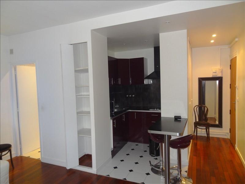 Rental apartment Levallois perret 996€ CC - Picture 3