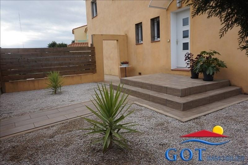 Vente maison / villa Villelongue de la salanque 299000€ - Photo 1