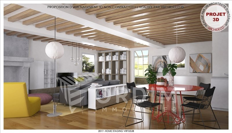 Sale house / villa Santranges 229000€ - Picture 3