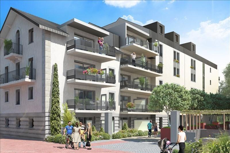 Vente appartement Aix les bains 380000€ - Photo 1