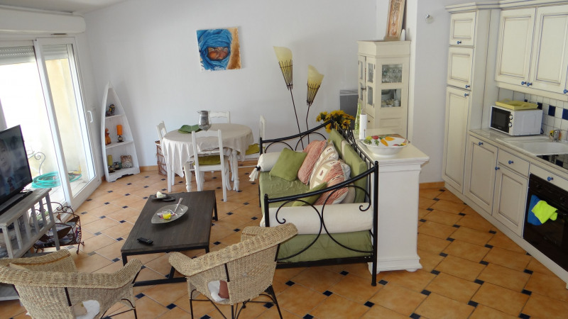 Location vacances appartement Cavalaire 700€ - Photo 12
