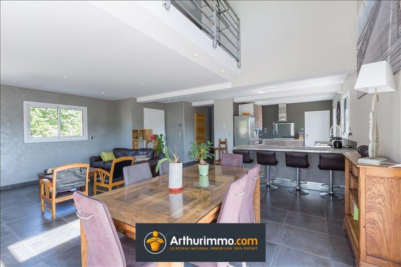 Sale house / villa Morestel 388500€ - Picture 3