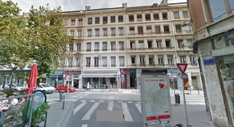 Vente appartement Lyon 1er 197 535€ - Photo 1