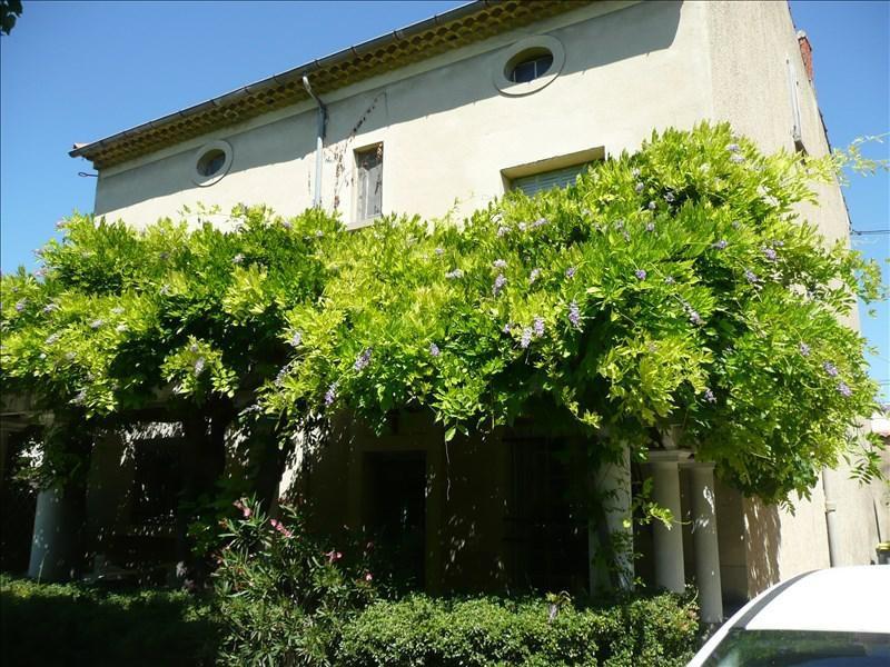 Vendita immobile Carpentras 364000€ - Fotografia 1