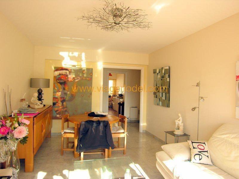 Vendita nell' vitalizio di vita appartamento Antibes 62000€ - Fotografia 3
