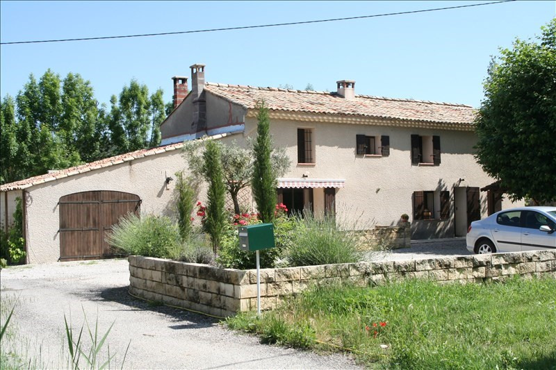 Sale house / villa Oraison 350 000€ - Picture 1