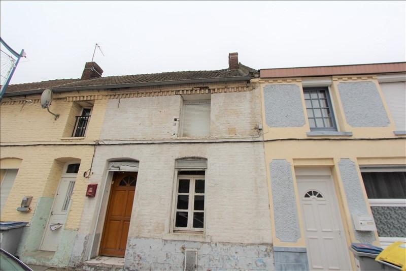 Sale house / villa Dechy 47000€ - Picture 1