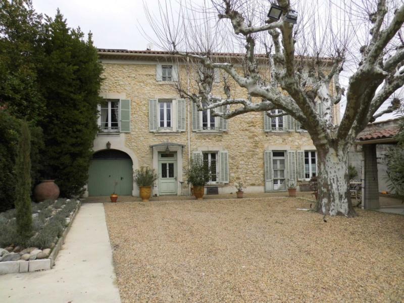 Deluxe sale house / villa Vedene 699000€ - Picture 2