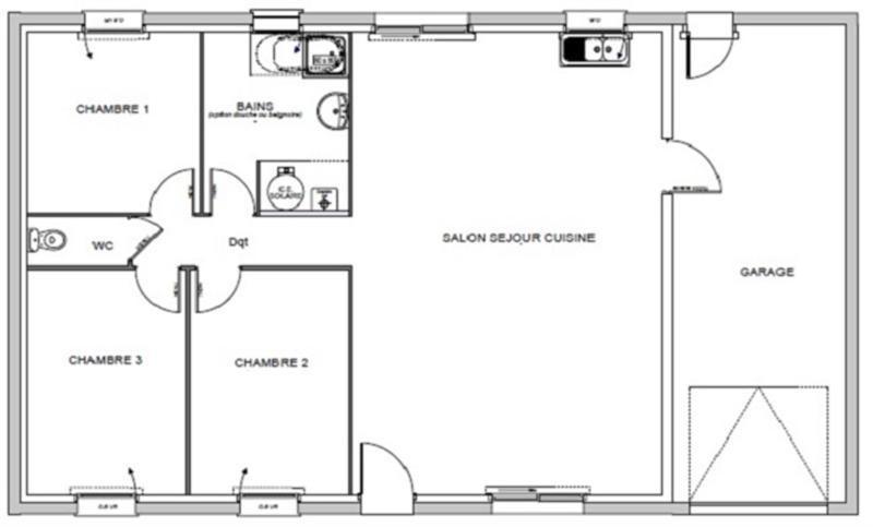 Maison  400 m² Blanzat (63112) par TRADIMAISONS