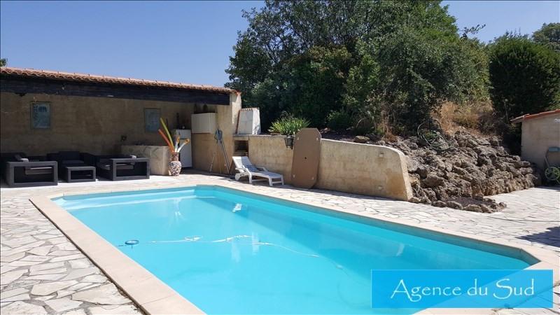 Vente maison / villa Roquevaire 495000€ - Photo 4