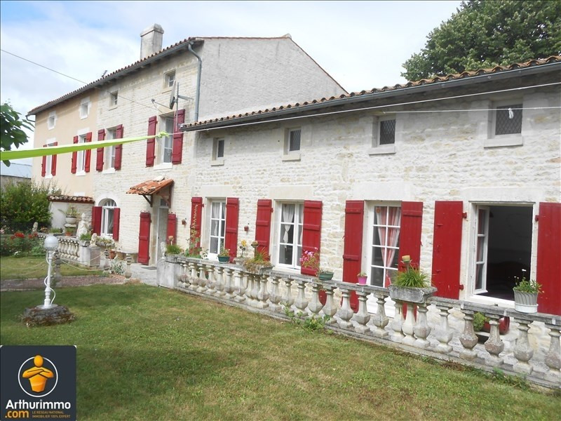 Sale house / villa Aulnay 184625€ - Picture 1