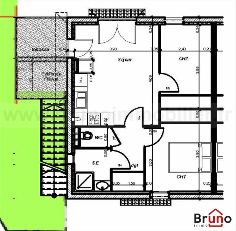 Revenda apartamento St valery sur somme 163500€ - Fotografia 2