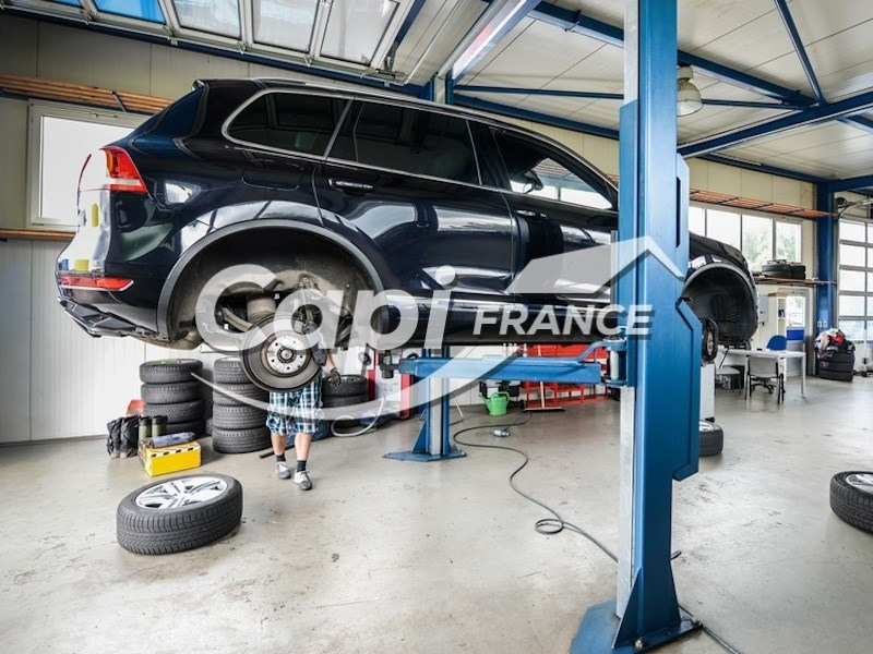 Fonds de commerce Auto-Moto-Service Le Havre 0