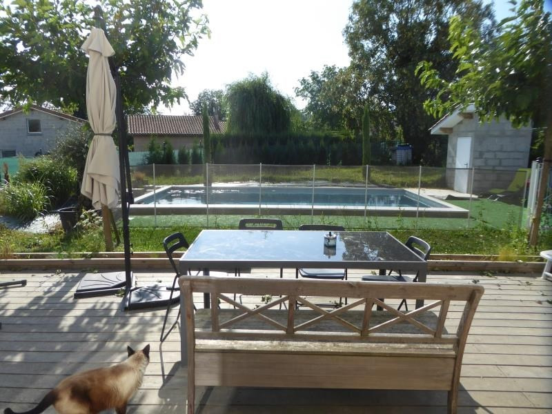 Vente maison / villa St just chaleyssin 416 000€ - Photo 4