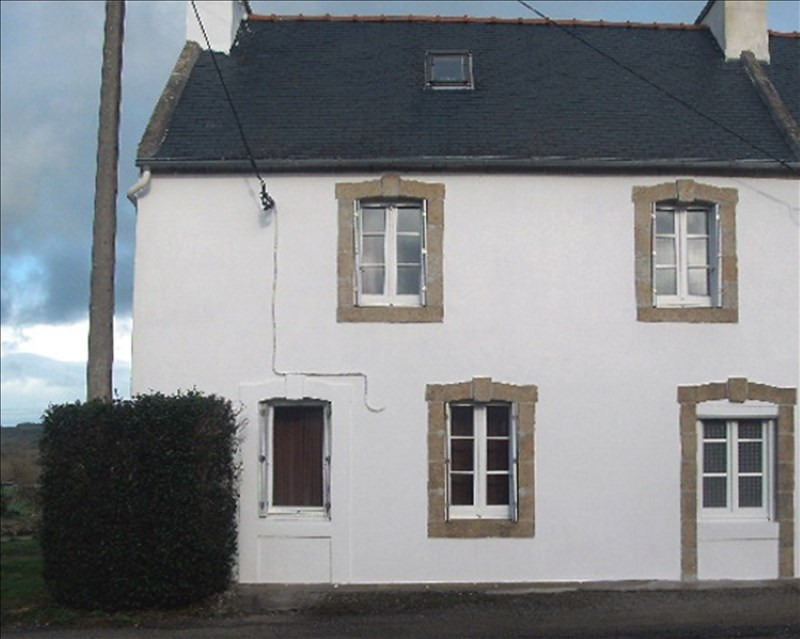 Vente maison / villa Esquibien 89250€ - Photo 1