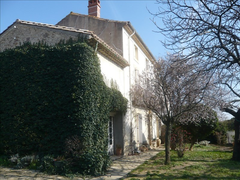 Vente maison / villa Bassan 549 000€ - Photo 1