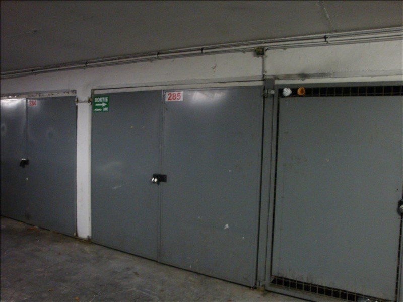 Sale parking spaces Paris 18ème 19 900€ - Picture 3