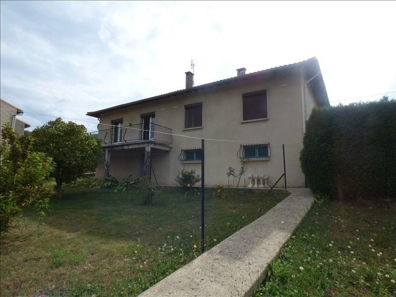 Sale house / villa St amans soult 185000€ - Picture 1