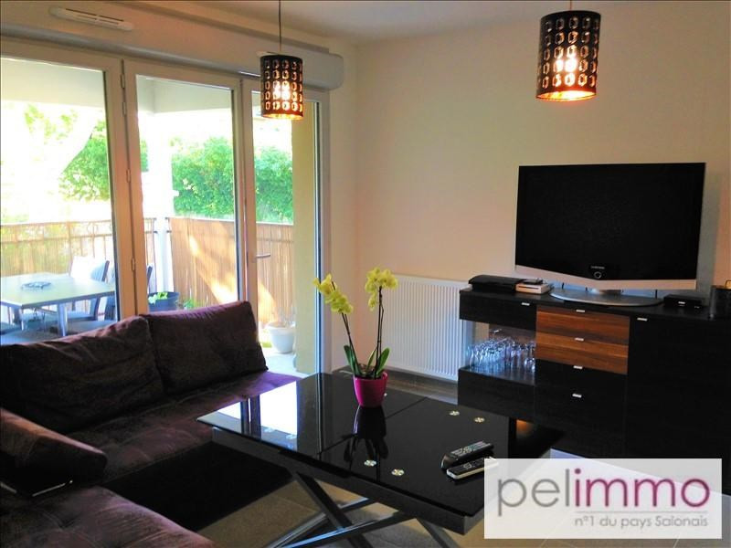 Investment property apartment St chamas 148000€ - Picture 1