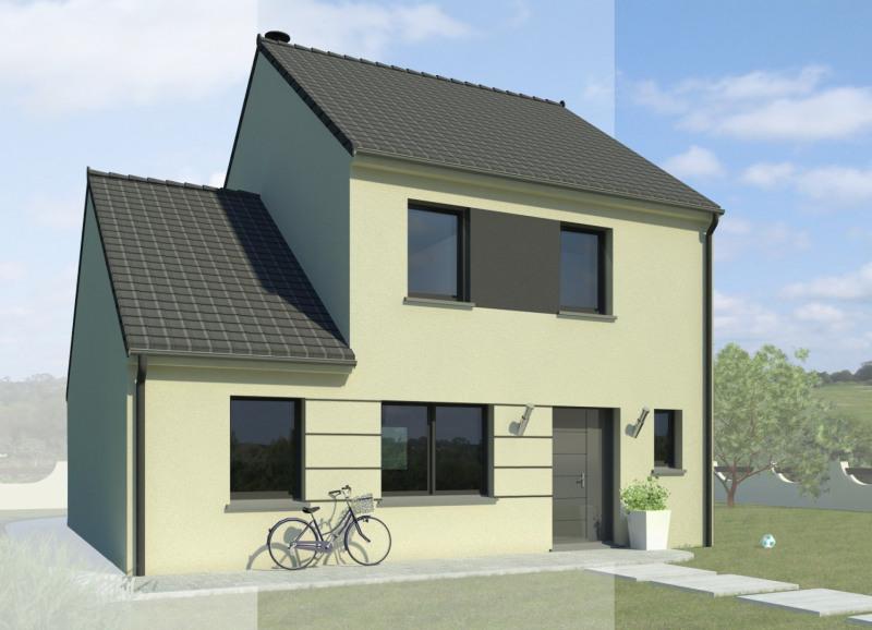 Maison  4 pièces + Terrain 1089 m² Mouy par MAISON FAMILIALE BAILLET en FRANCE