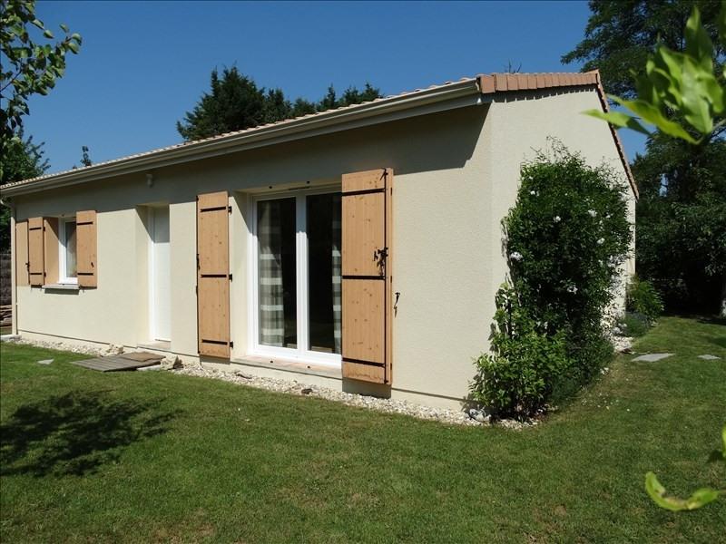 Vente maison / villa Listrac medoc 185500€ - Photo 1