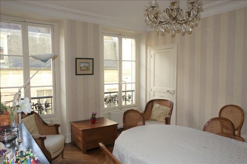 Sale apartment Versailles 595000€ - Picture 3