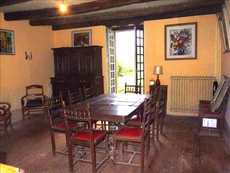 Vendita casa Fontaine francaise 139000€ - Fotografia 6