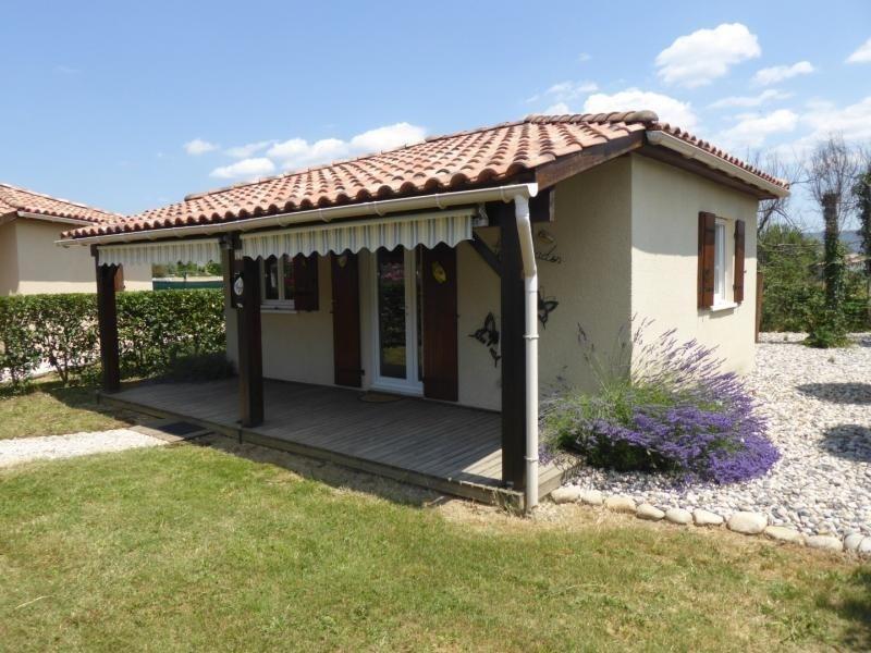 Verkoop  huis Vallon pont d arc 125000€ - Foto 7