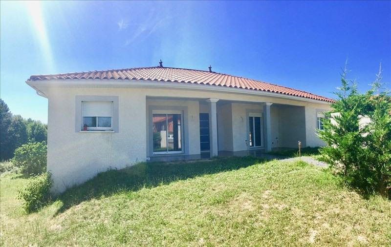 Vente maison / villa Vaulx milieu 339000€ - Photo 1