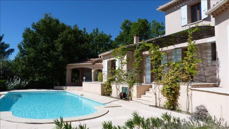 Verkoop  huis Malemort du comtat 549000€ - Foto 1