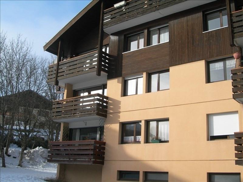 Sale apartment Araches 298000€ - Picture 3