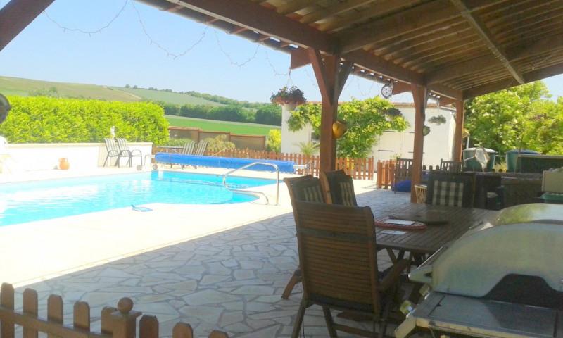 Vente maison / villa Marcillac lanville 224700€ - Photo 16