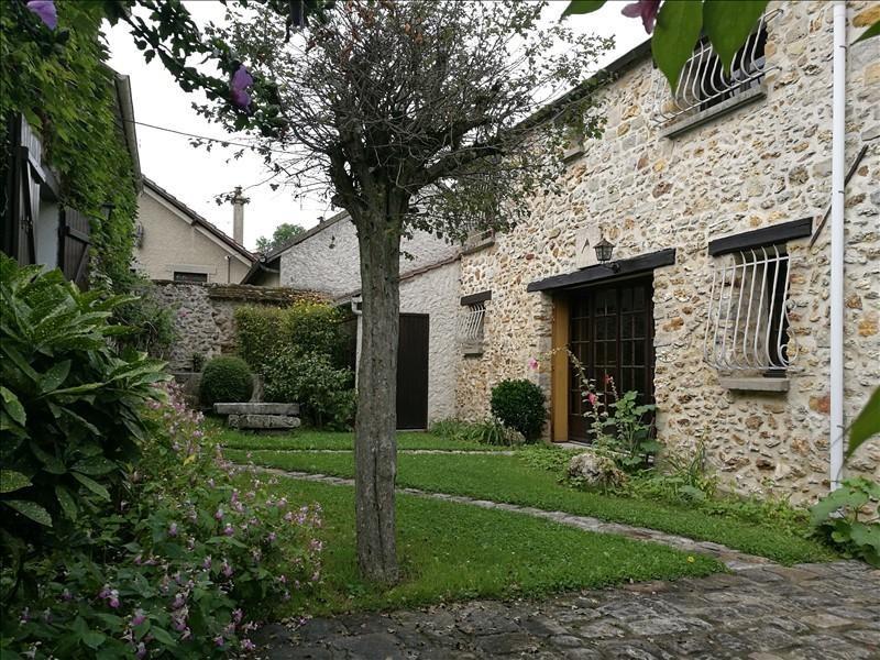 Vente maison / villa Bois le roi 384000€ - Photo 2
