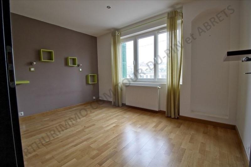 Vente maison / villa Aoste 144000€ - Photo 4