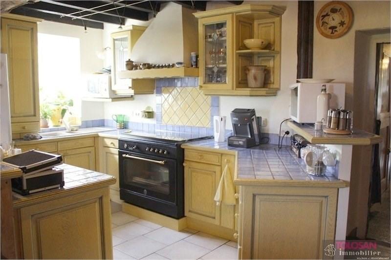 Vente maison / villa Saint felix lauragais secteur 374000€ - Photo 7