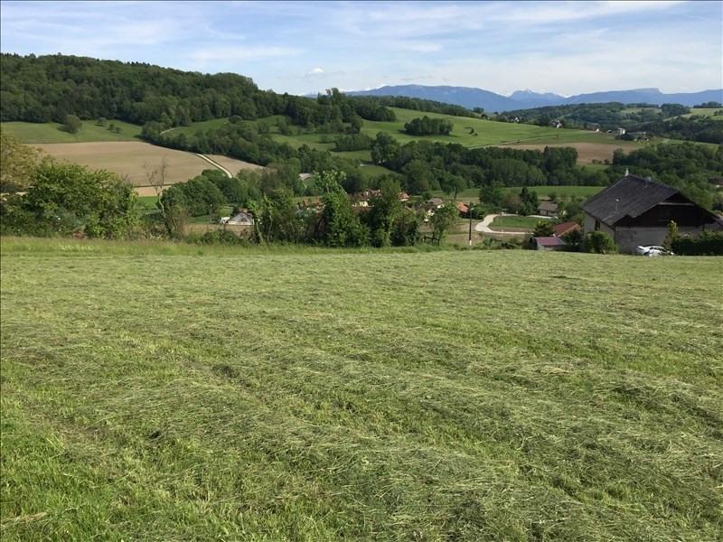 Vente terrain Sillingy 165000€ - Photo 1