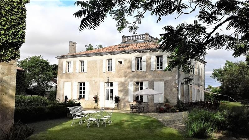 Verkoop van prestige  huis St estephe 915000€ - Foto 2