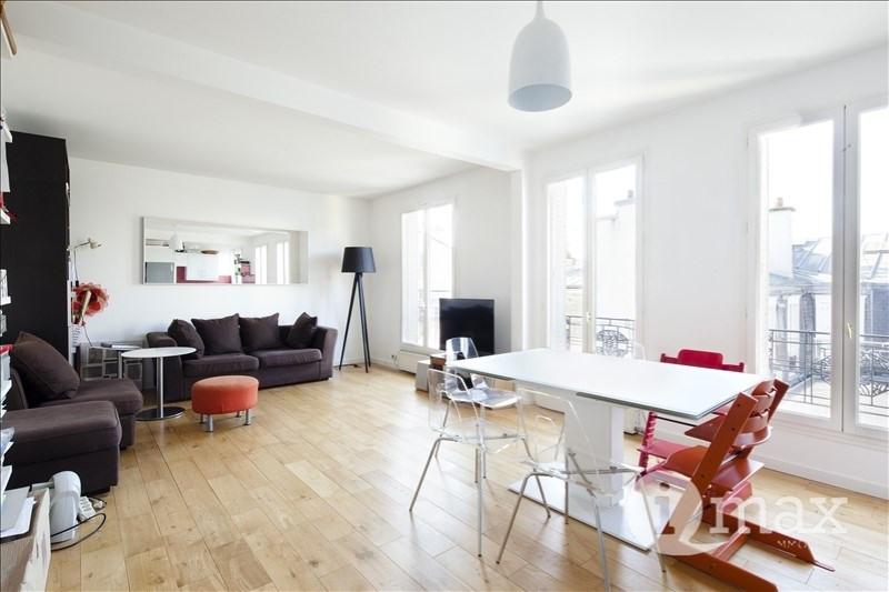 Sale apartment Levallois perret 840000€ - Picture 1