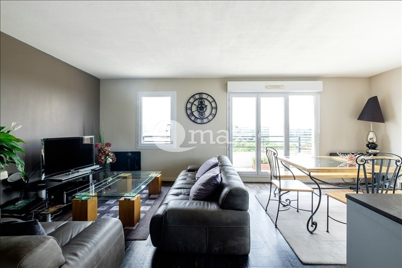 Sale apartment Colombes 520 000€ - Picture 3