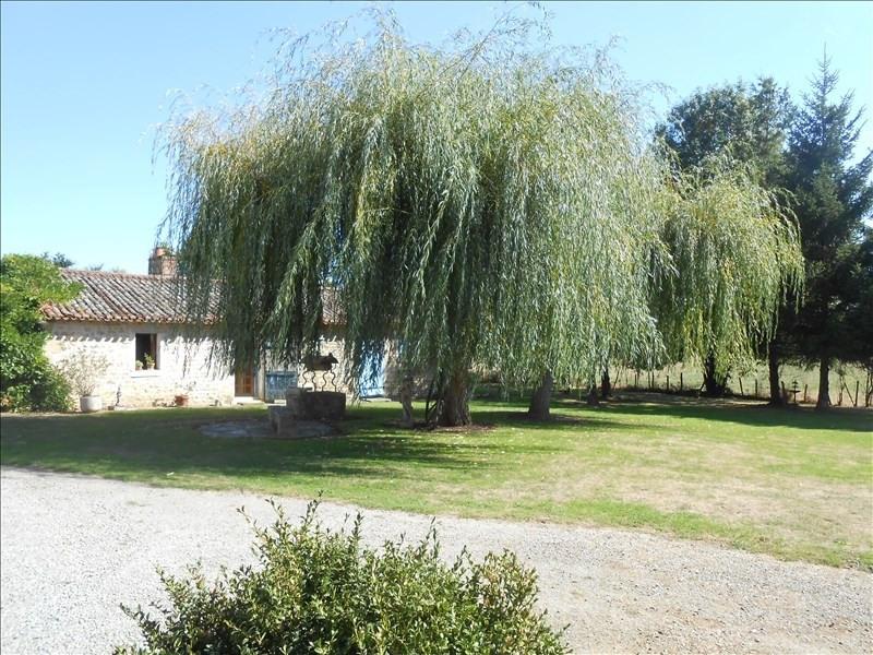 Vente maison / villa St maixent de beugne 264000€ - Photo 7